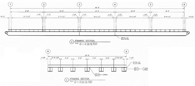 Pre-Engineered Metal Building Skiddable Steel Foundation Design 22x50 -3