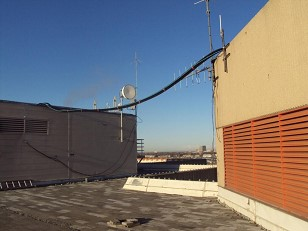 Roof Top Investigation-Communication Equipment Support- Roof Top Equipment Support-Cell Tower-Alaska Regional 3