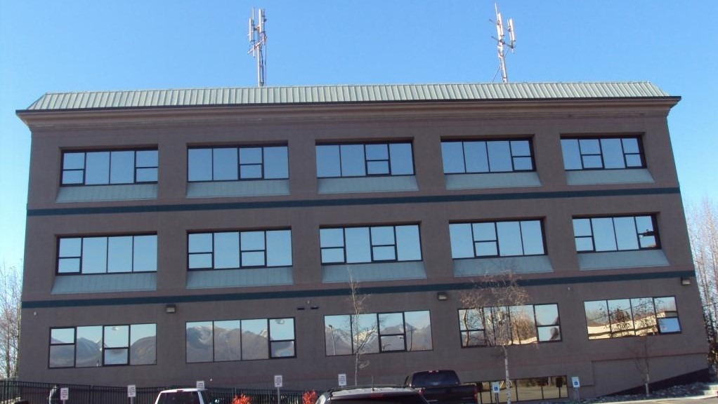 Structural Investigation - Roof Top - Cell Site Equipment- Emerald Bld Anchorage AK 1