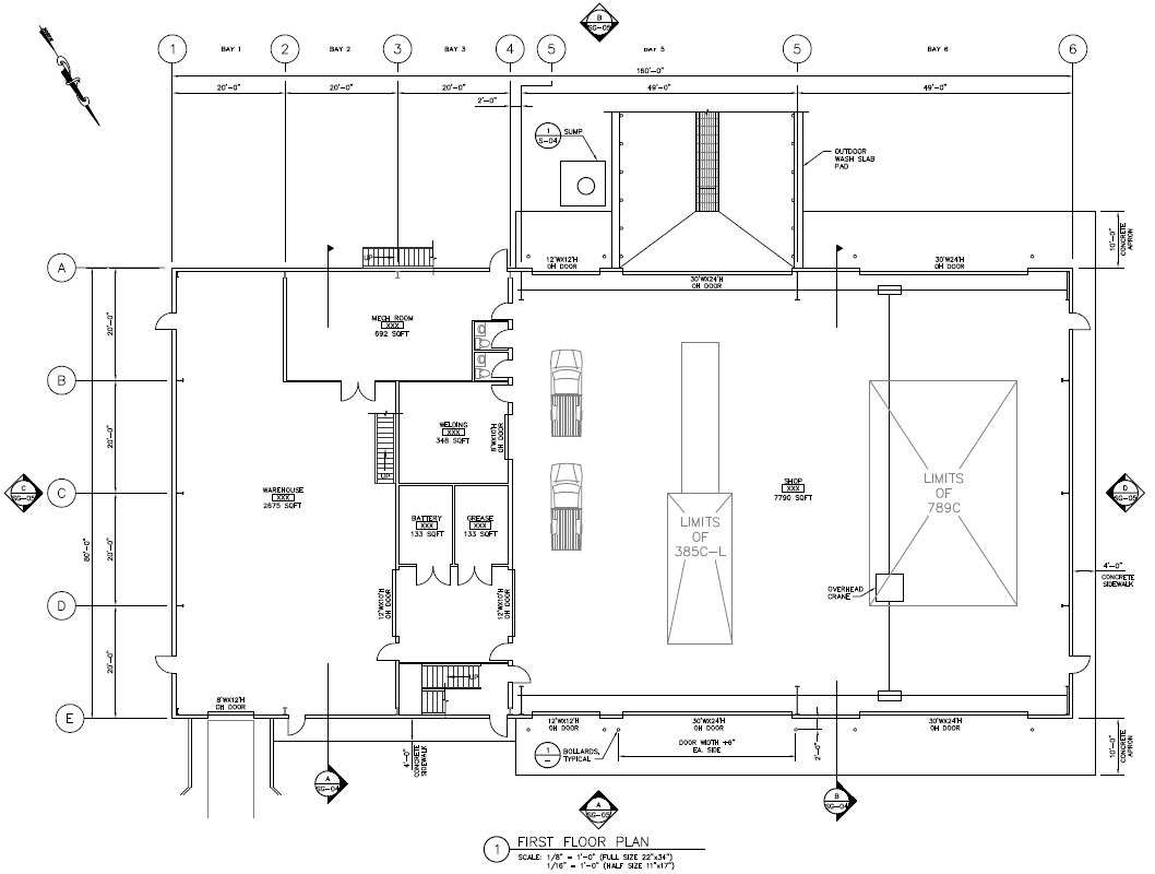 Usibelli Coal Mine Inc Wishbone Hill Maintenance 30% Structural -Civil Engineering 2