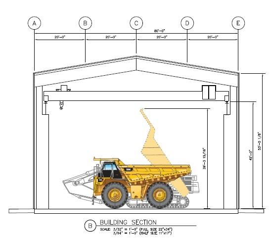 Usibelli Coal Mine Inc Wishbone Hill Maintenance 30% Structural -Civil Engineering 3