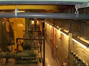 Waste Water Pump Station - 65ft Below Water- Pour Soils- Artesian Pressures -Liquifiable Soils- Kirkland WA 2